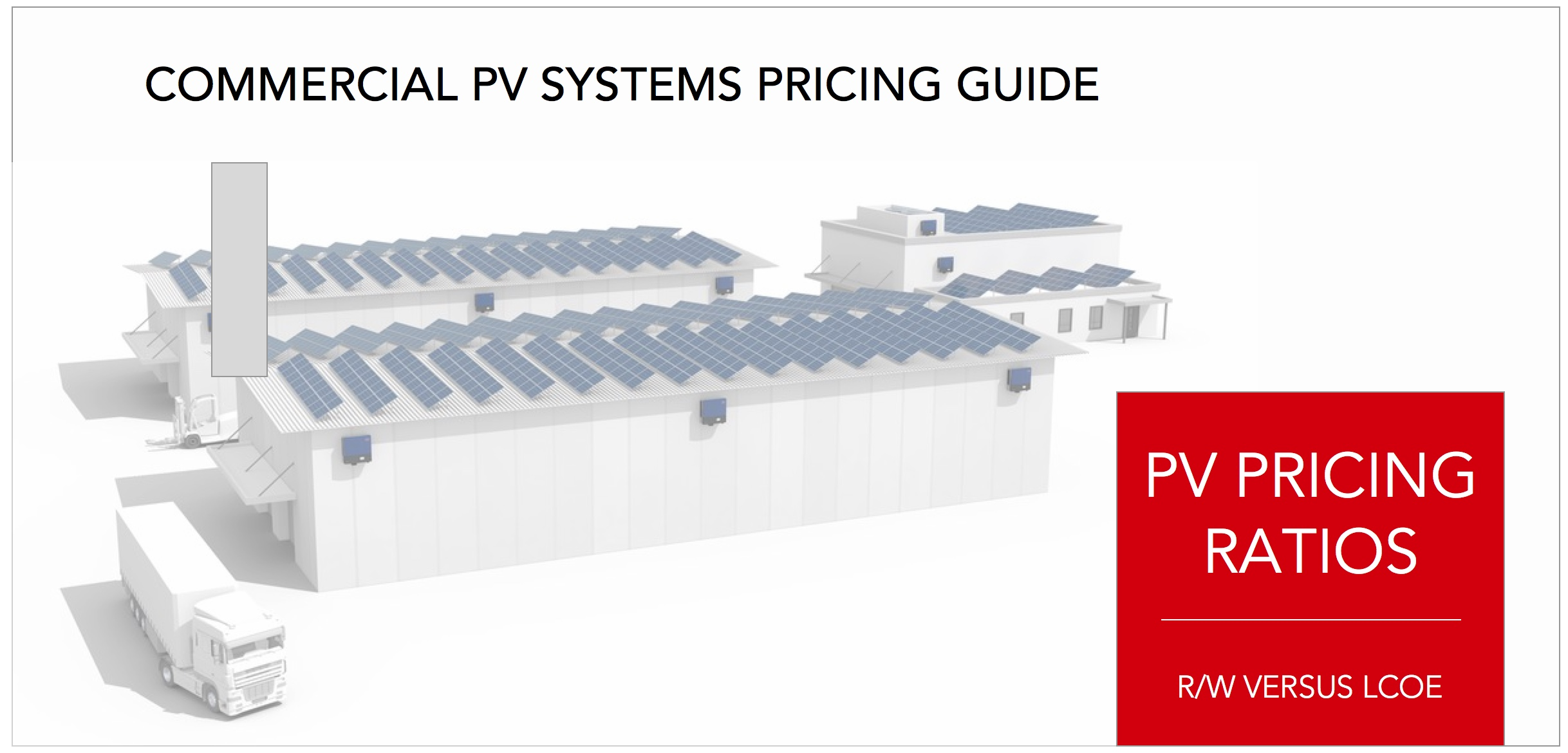 Commercial PV Solar pricing
