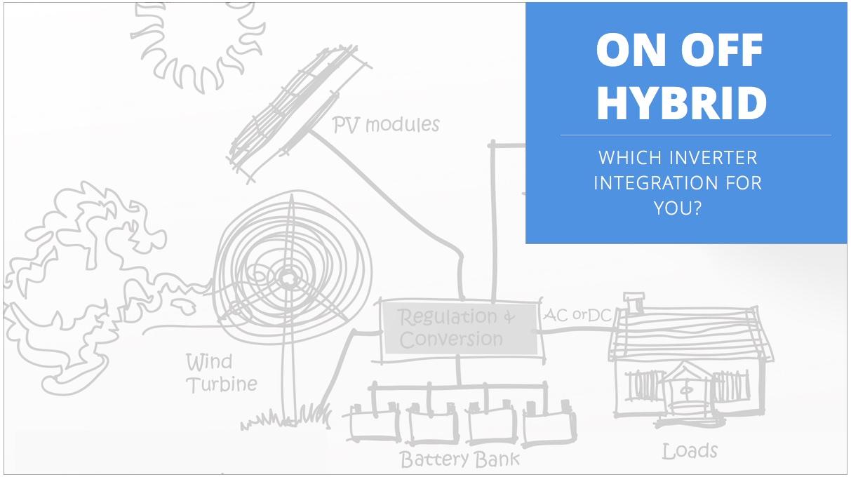 Grid Tie vs Off-Grid vs Hybrid Solar System