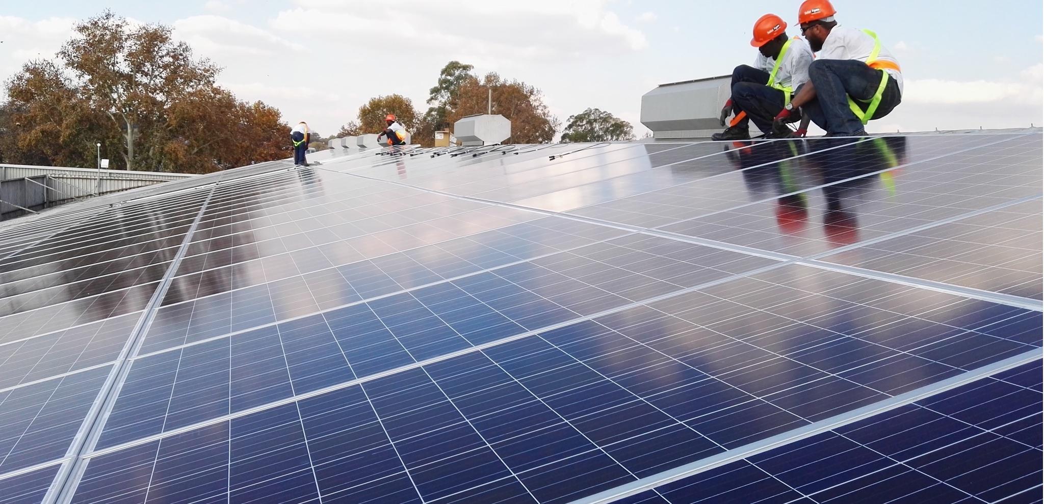 SolarXgen Commercial Rooftop