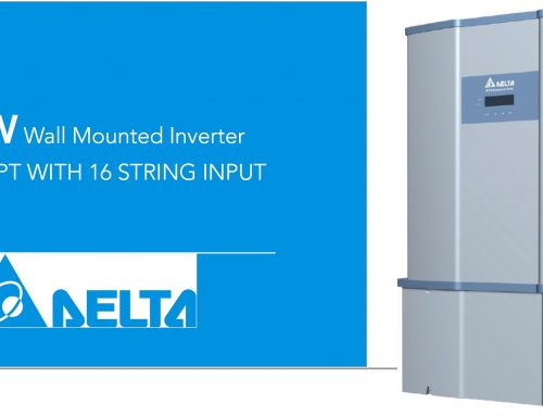 Delta RPI 80kW Inverter Launching in South Africa