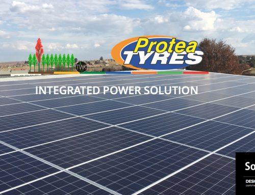 Protea Versoolwerke – Solar Powered
